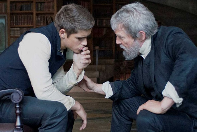 Phillip Noyce in Early Talks to Direct Adaptation of THE GIVER Starring Jeff Bridges